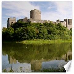Pembroke Castle Canvas 20  X 20