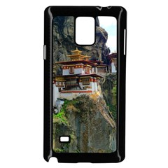 Paro Taktsang Samsung Galaxy Note 4 Case (black)