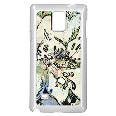 Art Studio 3216 Samsung Galaxy Note 4 Case (white)