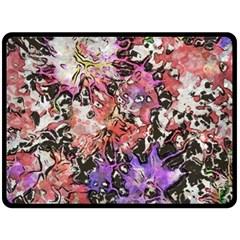 Art Studio 6216b Fleece Blanket (large)