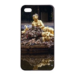 Palace Of Versailles 3 Apple Iphone 4/4s Seamless Case (black)