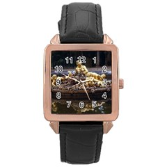 PALACE OF VERSAILLES 3 Rose Gold Watches