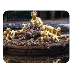 Palace Of Versailles 3 Double Sided Flano Blanket (large)