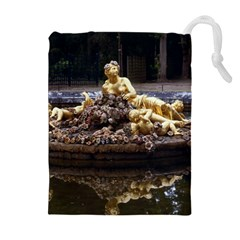 PALACE OF VERSAILLES 3 Drawstring Pouches (Extra Large)
