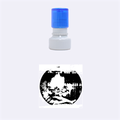 Palace Of Versailles 2 Rubber Round Stamps (small)