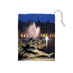 Palace Of Versailles 2 Drawstring Pouches (medium)
