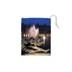 PALACE OF VERSAILLES 2 Drawstring Pouches (XS)