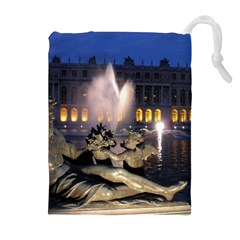 PALACE OF VERSAILLES 2 Drawstring Pouches (Extra Large)