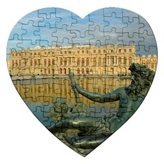Palace Of Versailles 1 Jigsaw Puzzle (heart)