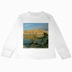 Palace Of Versailles 1 Kids Long Sleeve T Shirts