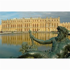 Palace Of Versailles 1 Collage 12  X 18