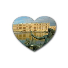 PALACE OF VERSAILLES 1 Heart Coaster (4 pack)