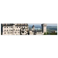 Neuschwanstein Castle 2 Flano Scarf (small)