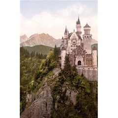 NEUSCHWANSTEIN CASTLE 5.5  x 8.5  Notebooks