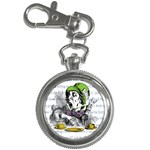 The Mad Hatter Key Chain Watches Front