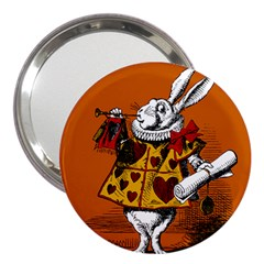 The White Rabbit 3  Handbag Mirrors