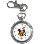 The White Rabbit Key Chain Watches Front
