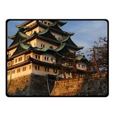 Nagoya Castle Fleece Blanket (small)