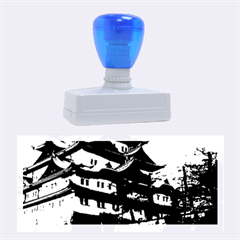 NAGOYA CASTLE Rubber Stamps (Large)