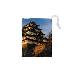 Nagoya Castle Drawstring Pouches (xs)
