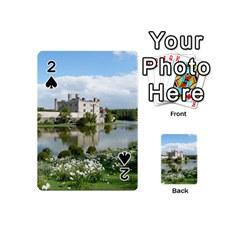 Leeds Castle Playing Cards 54 (mini)