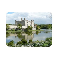Leeds Castle Double Sided Flano Blanket (mini)