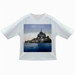 LE MONT ST MICHEL 2 Infant/Toddler T-Shirts