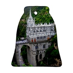 LAS LAJAS SANCTUARY 2 Bell Ornament (2 Sides)