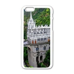 Las Lajas Sanctuary 2 Apple Iphone 6/6s White Enamel Case