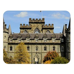 Inveraray Castle Double Sided Flano Blanket (large)