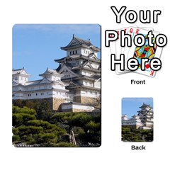 Himeji Castle Multi Purpose Cards (rectangle)