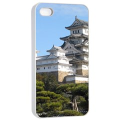 HIMEJI CASTLE Apple iPhone 4/4s Seamless Case (White)