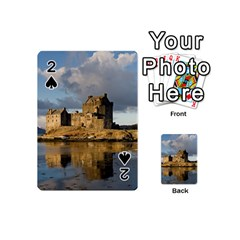 Eilean Donan Castle Playing Cards 54 (mini)