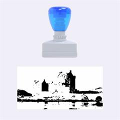 Eilean Donan Castle Rubber Stamps (medium)