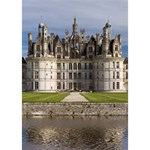 CHAMBORD CASTLE THANK YOU 3D Greeting Card (7x5)  Inside