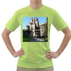 Butron Castle Green T Shirt
