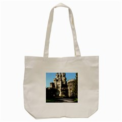 Butron Castle Tote Bag (cream)