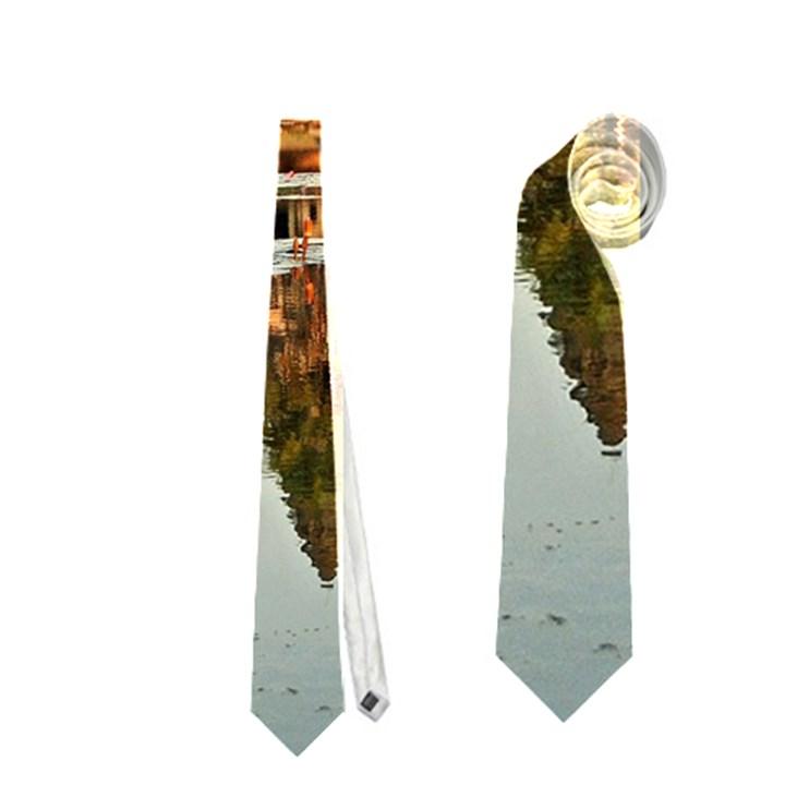 ANGKOR WAT Neckties (Two Side)