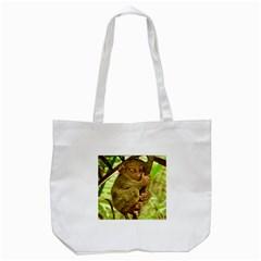 Tarsier Tote Bag (white)