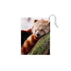 Red Panda Drawstring Pouches (xs)
