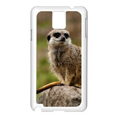 Meerkat Samsung Galaxy Note 3 N9005 Case (white)