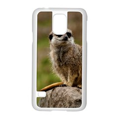 Meerkat Samsung Galaxy S5 Case (white)