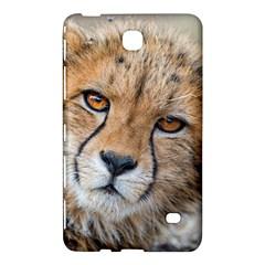 Leopard Laying Down Samsung Galaxy Tab 4 (8 ) Hardshell Case