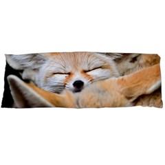 Baby Fox Sleeping Body Pillow Cases (dakimakura)