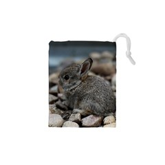 SMALL BABY BUNNY Drawstring Pouches (XS)
