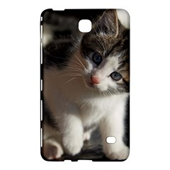 Questioning Kitty Samsung Galaxy Tab 4 (7 ) Hardshell Case