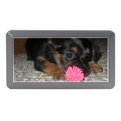 Puppy With A Chew Toy Memory Card Reader (mini)