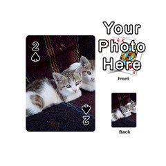 Kitty Twins Playing Cards 54 (mini)