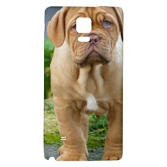 Cute Wrinkly Puppy Galaxy Note 4 Back Case