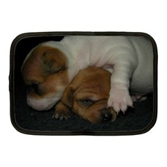 Adorable Baby Puppies Netbook Case (medium)